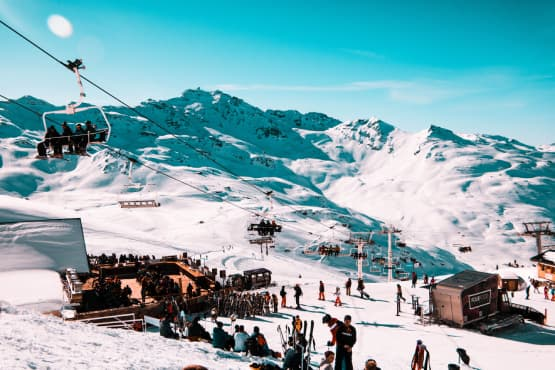 Navette Station de ski Alpes et Chartreuse